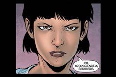 Viu essa? DC Comis apresenta 1 personagem transexual nos quadrinhos da Batgirl http://www.bluebus.com.br/viu-essa-dc-comis-apresenta-1-personagem-transexual-nos-quadrinhos-da-batgirl/