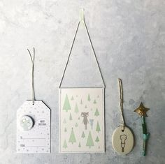 Searching For The Perfect Tree wall hanging