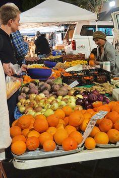 San Luis Obispo farmer's market - California  http://www.mikaelapersson.se/2016/01/farmers-market.html