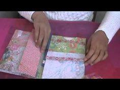 Hola a todos aqui les traigo un porta documentos hecho con mucho cariño ,espero que les guste a mi me encanto !!! Scrapbook, Ideas Para, Envelope, Patches, Organization, Quilts, Sewing, Pattern, Scrappy Quilts