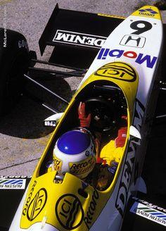 Keke Rosberg | 1984 Williams FW09