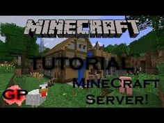 How to make a Minecraft Server [THE EASY WAY] Any Version! - YouTube