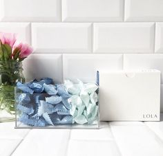 LOLA, a 100% hypoallergenic cotton tampon with no additives, synthetics, chemicals or dyes.