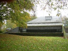 Juliaan Lampens | OLV Kapel van Kerselare Oudenaarde, 1961 | HIC Arquitectura