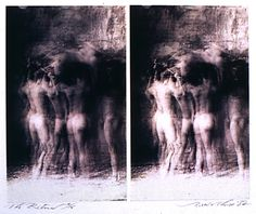 Ronald Chase -Figures in Landscape 1983