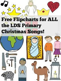 Free coloring page flipcharts for all the LDS Primary Christmas songs! Lds Primary Songs, Primary Singing Time, Primary Activities, Primary Teaching, Primary Lessons, Primary Music, Visiting Teaching, Primary Resources, Time Activities