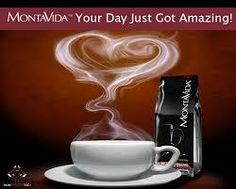 Free with 5 program! MontaVida! Not just coffee, but healthy coffee!