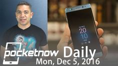 Samsung Galaxy Note 7 other design issues Cyanogen future & more - Pocketnow Daily Stories: - Best Buy stays in the gift-giving spirit with free Smart TV for LG V20 and G5 purchases http://ift.tt/2fZ3ow1 - Android 7.1.1 Nougat launches http://ift.tt/2h8Obob - HMD CEO says to expect wide Nokia smartphone portfolio global focus from day one http://ift.tt/2gGPIF3 - Cyanogen move is official and so is Steve Kondiks departure  wither CyanogenMod? http://ift.tt/2gVxC08 - Design engineering firm…