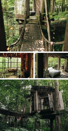 Treehouse ♥