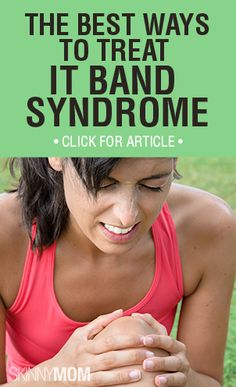 Find relief from IT Band Syndrome with these 4 ways!
