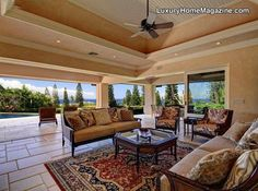 The best of indoor/outdoor living featured on the front cover of LHM Hawaii! http://bit.ly/1SHjiH4