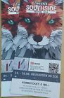 #Ticket  Southside Festival 2016 3-Tages-Ticket incl. Camping #Ostereich