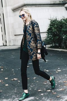 Paris Fashion Week. #PFW #StreetStyle
