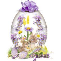 Happy Easter, Happy Spring!