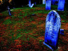 Grave Marker Old Cemetery on Route 209 Near Wurtsboro, NY