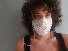Face mask 100% Cotton Flexible Nose wire Washable face shield   Etsy Nose Mask, Face Masks, Chic Backpack, Magic Bag, Fair Trade Jewelry, Mouth Mask, Cotton Bag, Mask Making, Handmade Clothes