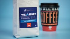 """Thank you to ink! Coffee for creating the limited edition """"We Breathe Hope"""" blend to benefit National Jewish Health.  Bags of this bold blend showcasing undertones of dark chocolate and nuts are now available online and at all ink! Coffee locations. Twenty percent of all proceeds will be donated to National Jewish Health.  Give the gift of coffee this holiday season while supporting the nation's leading respiratory hospital!"""