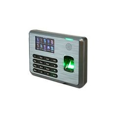 Biometric Multimedia Reader for Time and Attendance, Capability 3000 Users, TCP/IP