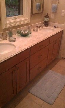 Cultured Marble Hybrid White Fawn Countertop. Bathroom Design Inspiration,  Pictures, Remodels And Decor