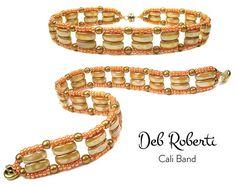 free pattern using Cali beads