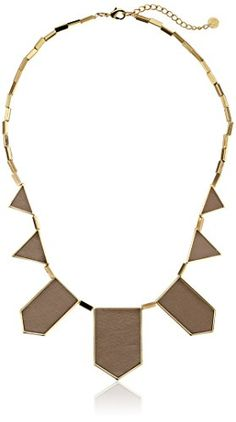 House of Harlow 1960 Gold-Plated Station Leather Necklace House of Harlow 1960 http://www.amazon.com/dp/B004YVF75Y/ref=cm_sw_r_pi_dp_GZMqvb1NE9XM3
