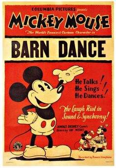 Mickey Mouse Movie Short.