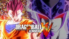 DBXV Mod  SSJ God Gohan VS Villainous Cell