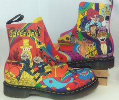 Superjail Doc Martens Complete by GamerGirl84244.deviantart.com on @DeviantArt