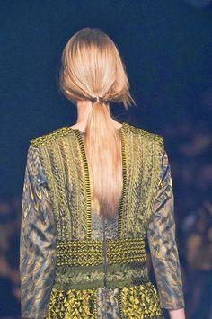 Fashion Runway & Backstage   Alberta Ferretti collezione autunno-inverno 2014-15