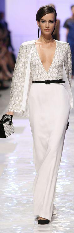 Fausto Sarli Couture F/W 2014.