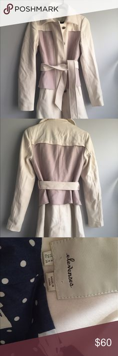 ADORABLE coat! Cute and stylish! Anthropologie Jackets & Coats