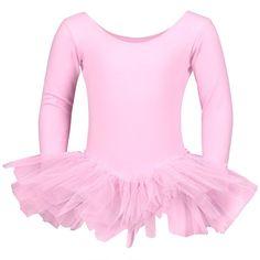 """Ballett Tutu """"Alea"""" mit langem Arm, rosa Tutus"""