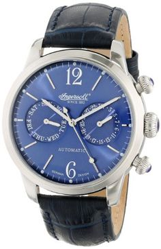 Ingersoll Automatic Men's Watch IN8009BL with Dark Blue Leather Strap has been published to http://www.discounted-quality-watches.com/2012/03/ingersoll-automatic-mens-watch-in8009bl-with-dark-blue-leather-strap/
