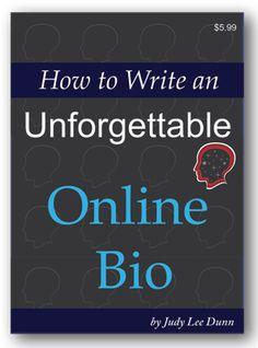 Here's Where I Perfected How to #Write an Unforgettable #Online #Bio #niecyisms