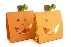pumpkin party favor