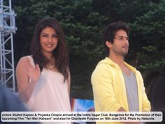 Get Latest Event Pictures of Teri Meri Kahaani Promotion which happened in Bangalore