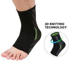Online Shop TMT fitness ankle brace ankle strap gym ankle Protection Running Sport Support Guard Foot Bandage Elastic Black universal adjust | Aliexpress Mobile