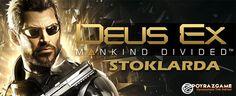 Deus Ex Mankind Divided cd key Stoklarımızda - PoyrazGame.com
