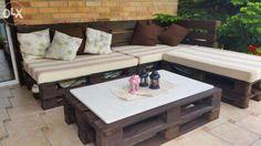 meble ogrodowe z palet Jawor - image 1