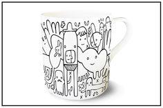 SayMyName Coffee Cup by BeKind