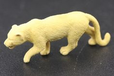 Yellow Lioness Eraser