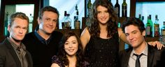 CBS is working on a spinoff of How I Met Your Mother called How I Met Your Dad ... Are you guys excited about that?