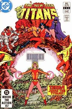 New Teen Titans #30 (1983)