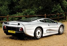 1991 Jaguar XJ220 - specifications, photo, price, information, rating