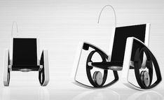 Rocking Chair Electric Charger by Shawn Kim