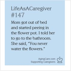 Senior sass: funny or frustrating?    Here are some tips for how to respectfully deal with a rebellious aging parent: http://www.agingcare.com/156119  #LifeAsACaregiver