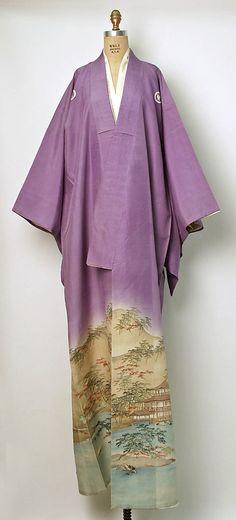 Ensemble  Date: ca. 1906 Culture: Japanese Medium: silk