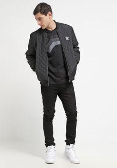 adidas Originals - T-Shirt print - black