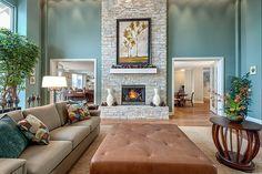 beautiful living room. ♡