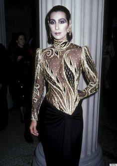 Cher Bob Mackie | Cher, Bob Mackie Reunite For Singer's Farewell Tour (PHOTOS)